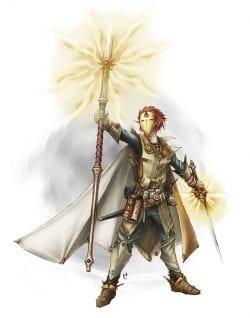 High Elf Gold Wizard