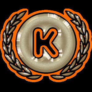 """2014 Kickstarter """"Knight Lord"""" backer"""