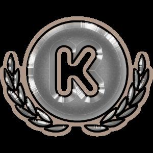 """2014 Kickstarter """"Knight"""" backer"""
